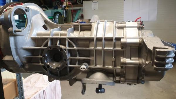 Getriebe Porsche 914 2.0 Seitenschalter revidiert und optimiert