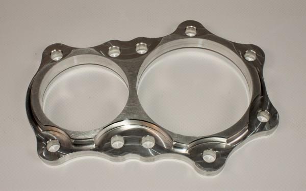 Lagerschild einteilig für Getriebe Porsche 915