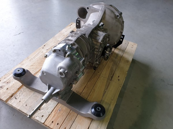 Getriebe Porsche 914 für Käfereinbau mit langer Achsübersetzung